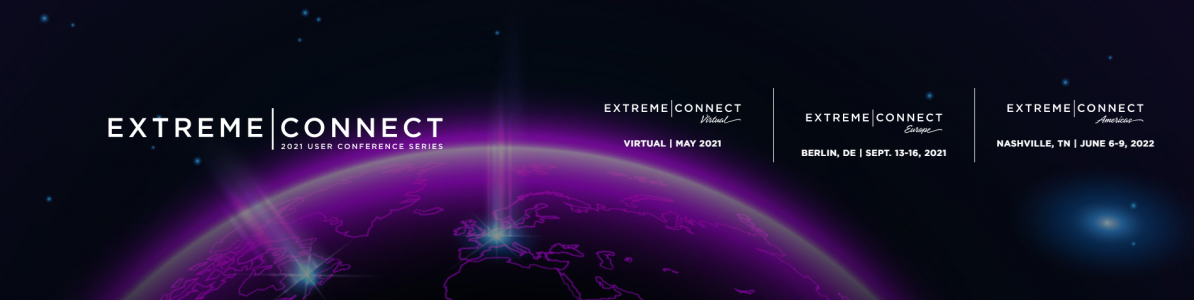 Extreme Connect 2021